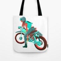 Switchblade Tote Bag