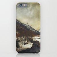 Wild Winter Valley iPhone 6 Slim Case