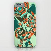 iPhone & iPod Case featuring Camaleon by Hugo Diaz Romero
