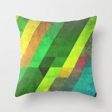 lyyn wyrk Throw Pillow