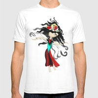 I Don't Need Shoes To Go… Mens Fitted Tee White SMALL