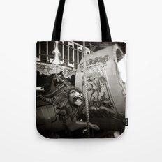 { merry go round } Tote Bag