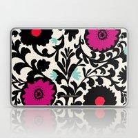Suzanna Flower Laptop & iPad Skin