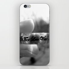 True Love Waits iPhone & iPod Skin