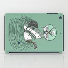The Enforcer Shark iPad Case