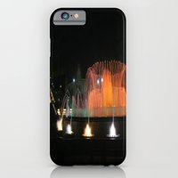 Barcelona Fountain iPhone 6 Slim Case