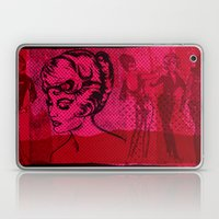 Pink Ladies Laptop & iPad Skin