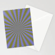 Eye Boggling Coils Stationery Cards