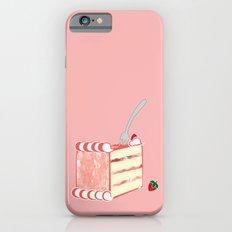 Creative Strawberry Shortcake iPhone 6 Slim Case
