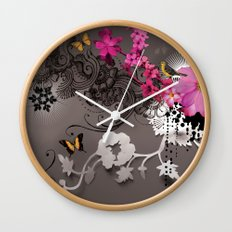 Romantic Wall Clock