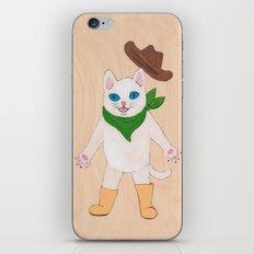 Woah! Kitty iPhone & iPod Skin