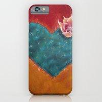 Cactus Heart iPhone 6 Slim Case
