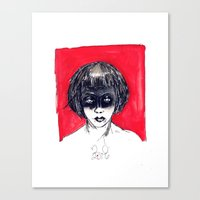 Jennifuriosa Canvas Print