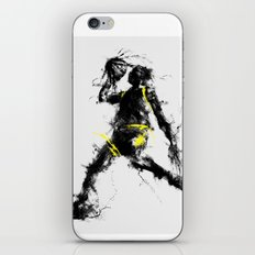 Anti gravity iPhone & iPod Skin