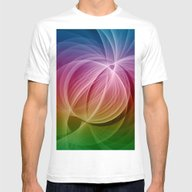 T-shirt featuring Colors In Motion by Gabiw Art