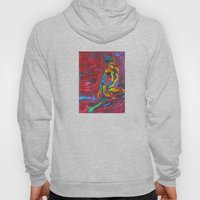 Colorful Nude Hoody