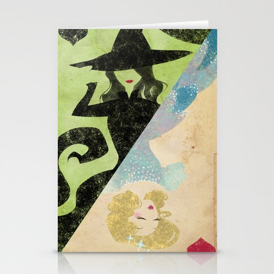 Wicked Stationery Card