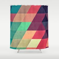 Xy Tyrquyss Shower Curtain