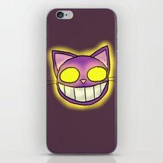 GhostKat head iPhone & iPod Skin