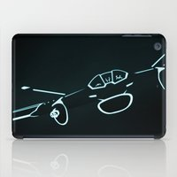 TRON LIGHT JET iPad Case