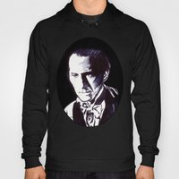 The Gentle Man Of Horror Hoody