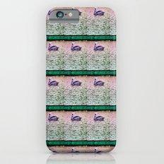 Pelican Pattern (b) iPhone 6 Slim Case
