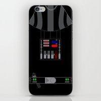Star Wars Darth Vader Vector iPhone & iPod Skin