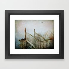 Stairway To Heaven  Framed Art Print
