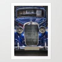 Mercedes 170 Art Print