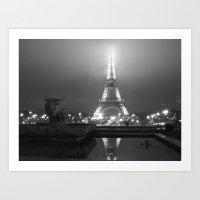 J'aime Paris Art Print