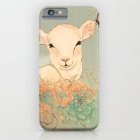 iPhone & iPod Case featuring Lamb by Maribellum