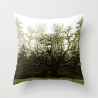 Throw Pillow featuring The Trees Call To Me.... by Cherie DeBevoise