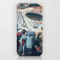 iPhone & iPod Case featuring Holiday ice by Tanya_tk