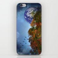 The Sky Is Falling iPhone & iPod Skin