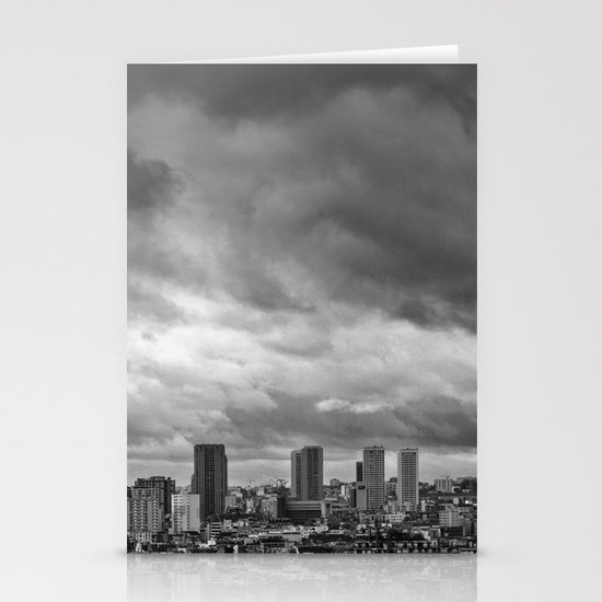 Paris Stationery Card