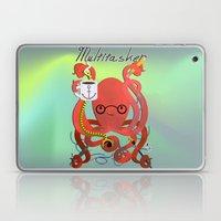 Multitasker Laptop & iPad Skin