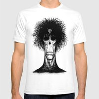 Zed Mercury: Psychopomp,… Mens Fitted Tee White SMALL