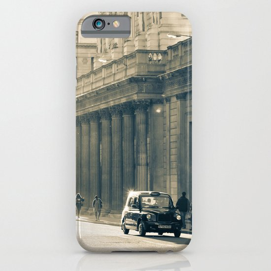 Old street that vanishes iPhone & iPod Case