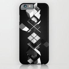 Argyle Deconstruction iPhone 6s Slim Case
