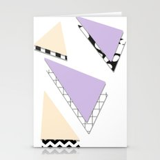 Geometric Pattern 001 Stationery Cards