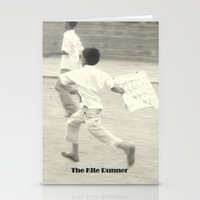 The Kite Runner Stationery Cards