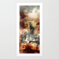 Sorrowful Souls Art Print