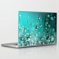 Wild Cactus Drops Laptop & iPad Skin