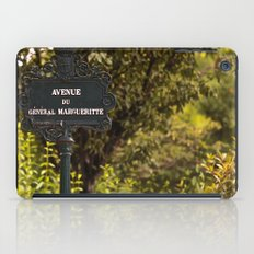 Paris Avenue iPad Case