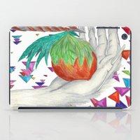 Alien Fruit iPad Case