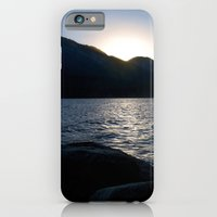 Fallen Leaf Lake At Suns… iPhone 6 Slim Case