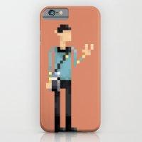 iPhone & iPod Case featuring Live Long & Prosper by LOVEMI DESIGN