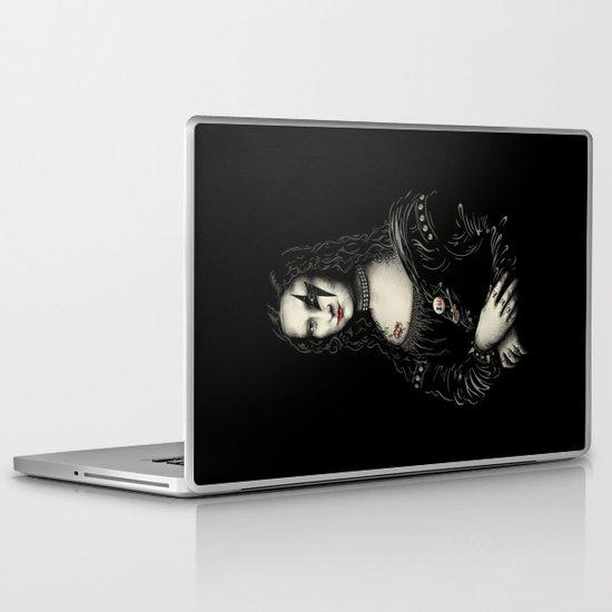 Renaissance Rocks Laptop & iPad Skin