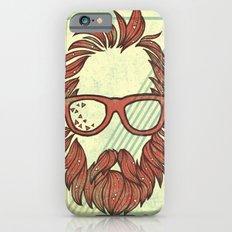 Beard and Shades iPhone 6 Slim Case
