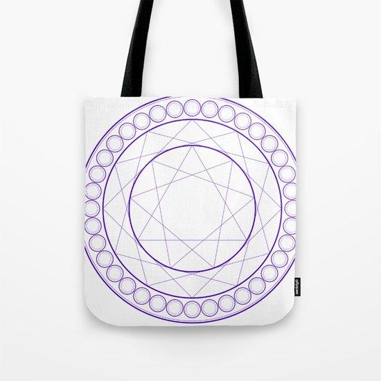 Anime Magic Circle Tote Bag